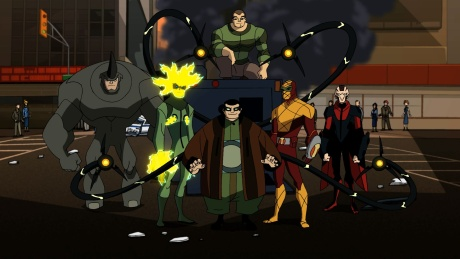 The Sinister 6 all make appearances and they are greaat.
