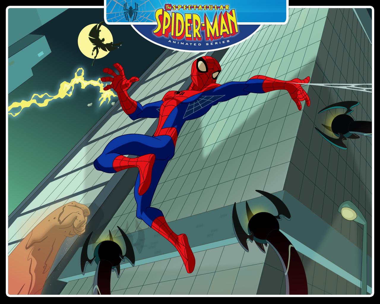 Twilt s spider man retrospective part 1 spectacular - Spectacular wallpaper ...